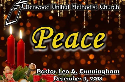 Advent: Peace