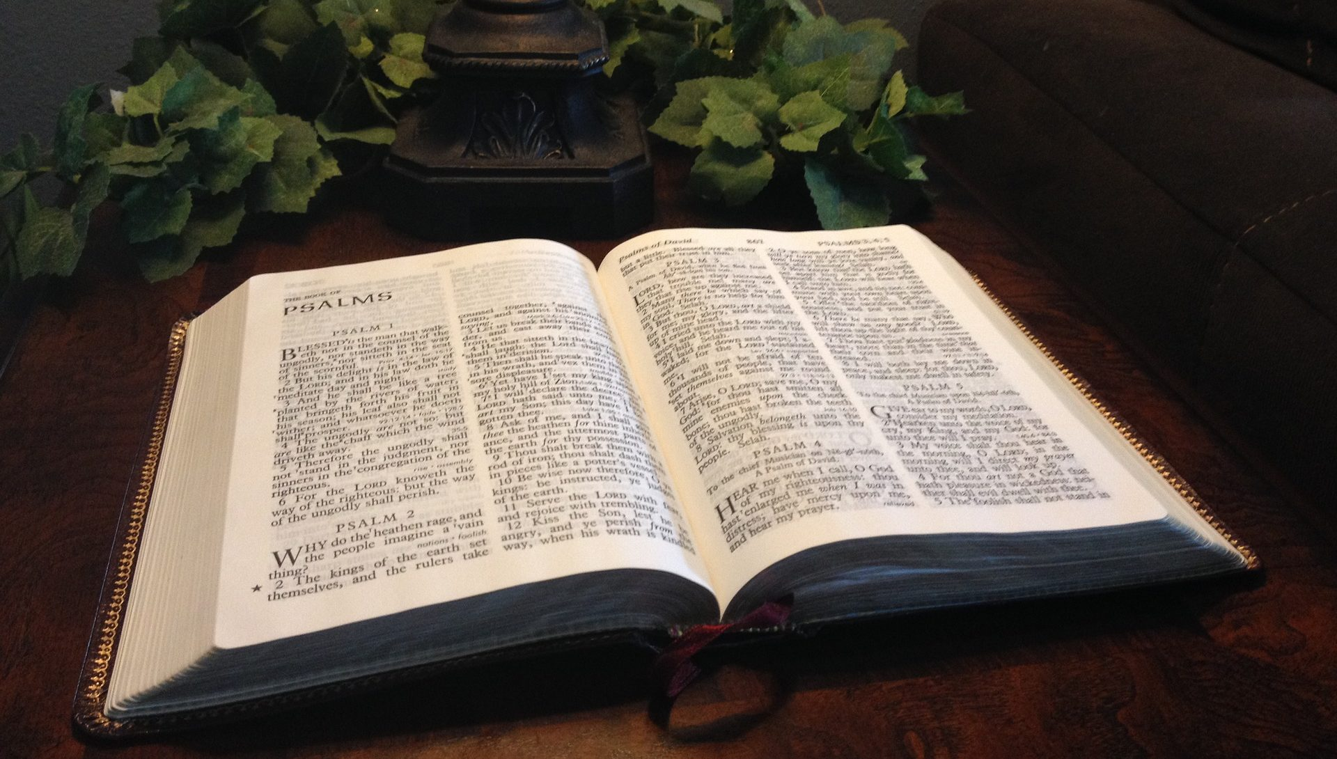 Our Christian Roots: The Bible
